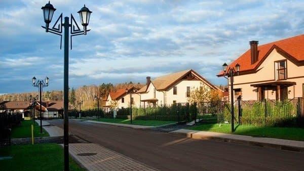 Купить участок в Подмосковье в деревне