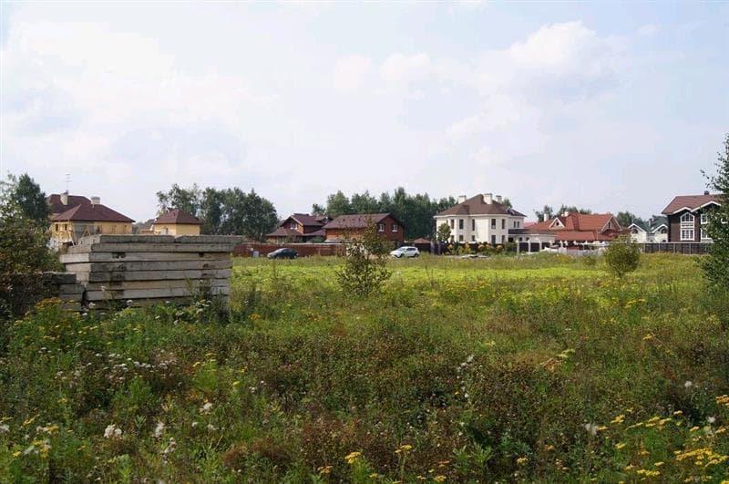 Строящиеся коттеджные поселки в Подмосковье